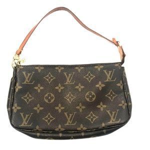 Auth Louis Vuitton Pochette Accessories